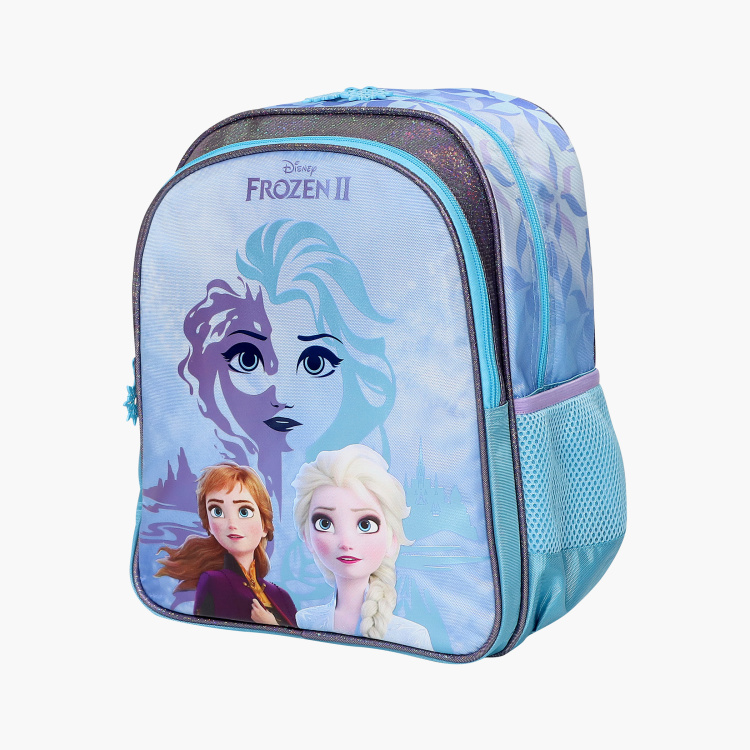 Disney Frozen Print Backpack - 14 inches