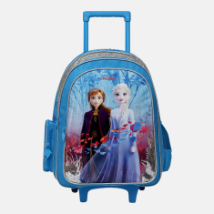 Disney Frozen 2 Print Trolley Bag - 18 inches