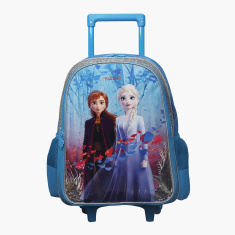 Disney Frozen Print Trolley Backpack - 16 inches
