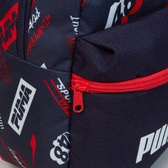 PUMA Printed Backpack