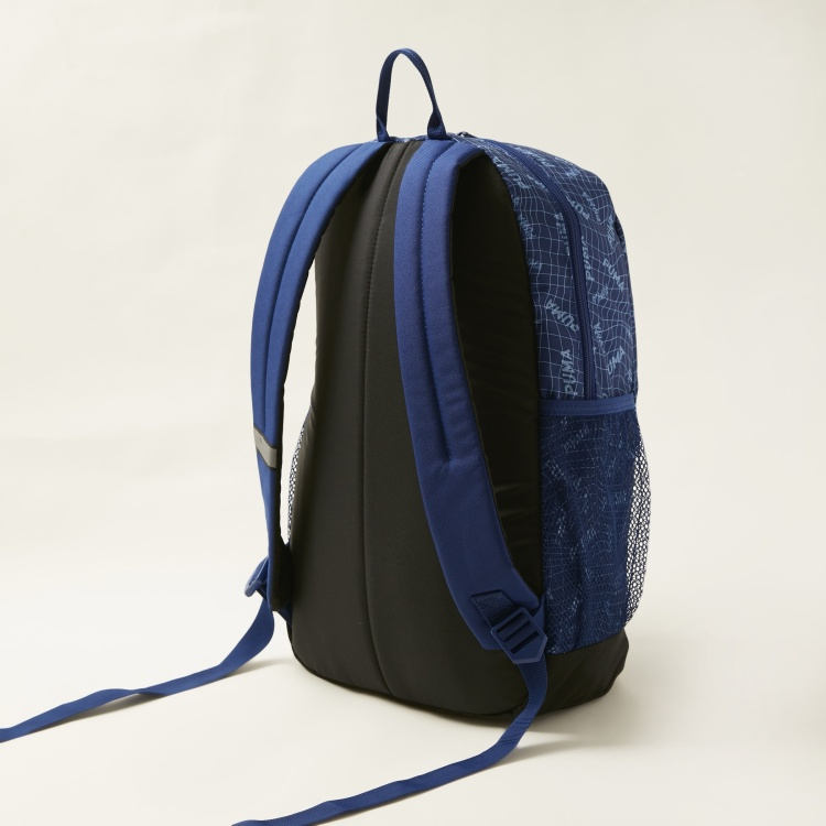 PUMA Beta Printed Backpack