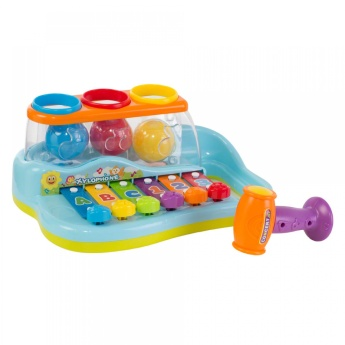 Juniors Hammer and Ball Xylophone