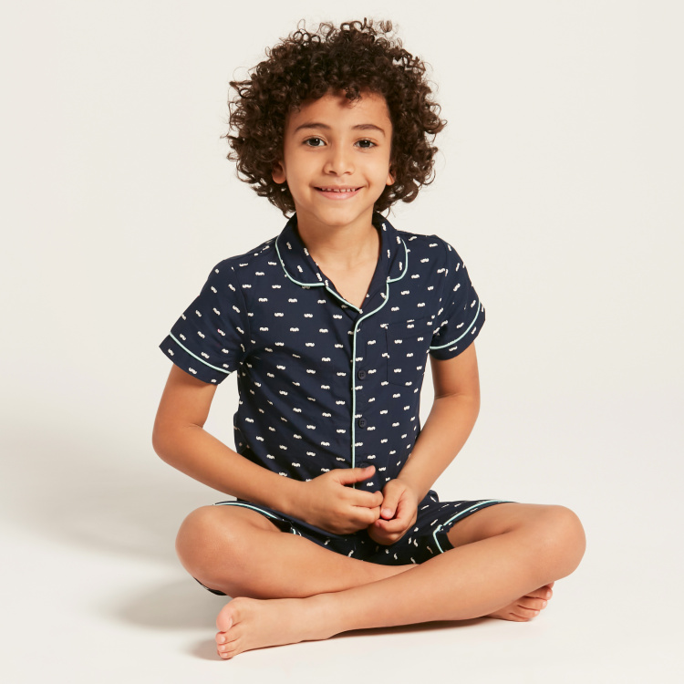 Juniors 2-Piece Bermuda Set