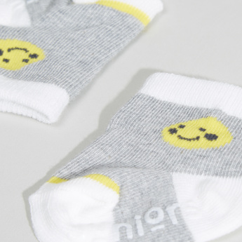 Juniors Printed Socks