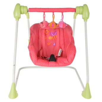 Juniors Echo Honey Bee Baby Swing