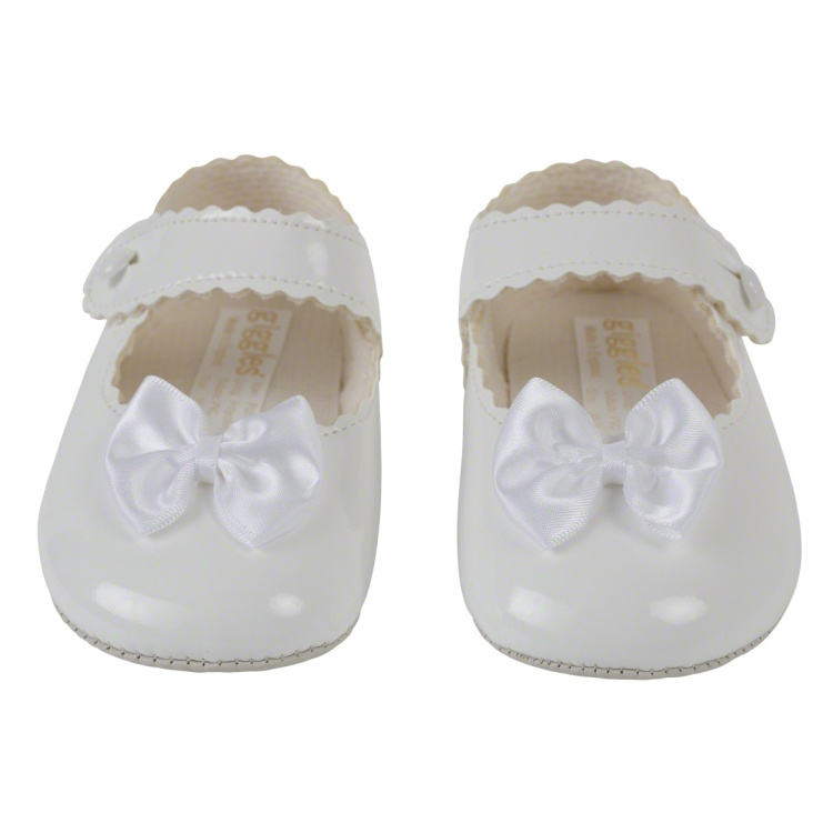 Mary Jane Shoes with Bow