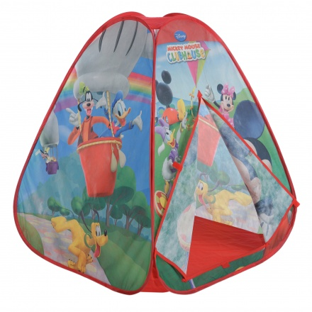 Mickey Mouse Club House Pop Up Tent