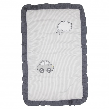 Juniors Printed Cradle Quilt