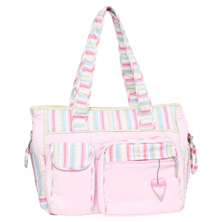 Juniors Multiple Pockets Diaper Bag