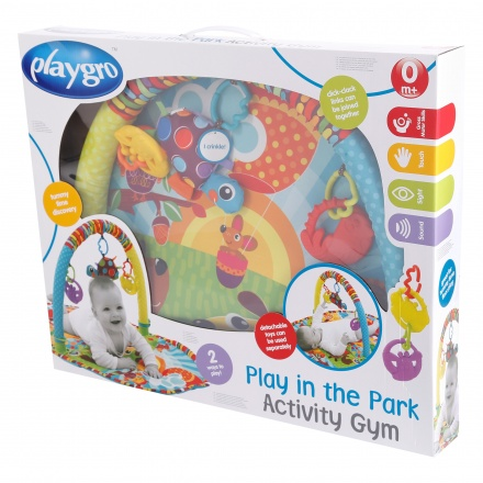 Playgro Play in the Park Gym