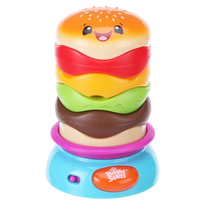 Bright Star Stack'n Spin Burger