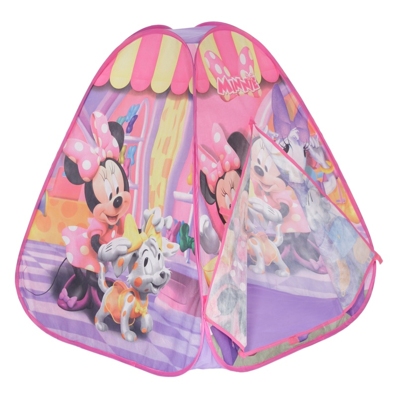 Minnie Mouse Pop-up Tent
