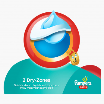 Pampers Pants Midi 26-Piece Diaper Pants Carry Pack