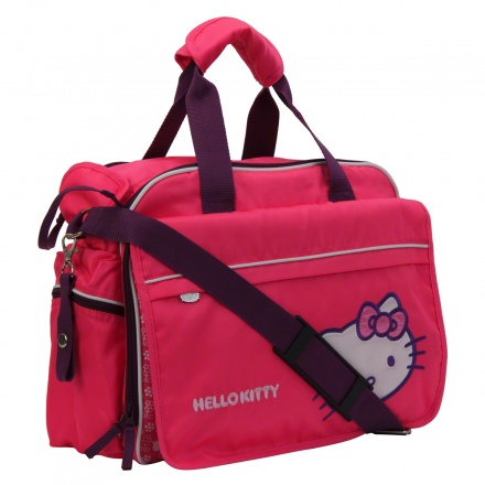 Hello Kitty Deluxe Nursery Mama Bag