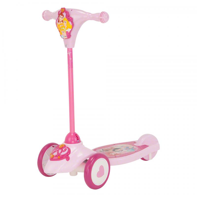 Disney Princess Non-foldable Scooter