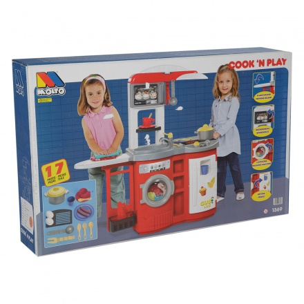 Molto Cook N Play Kitchen