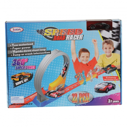 Juniors Speed Road Racer