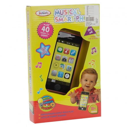 Juniors Musical Smartphone