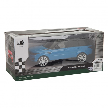 RW 1:24 Radio Controlled Range Rover Sport Car Set