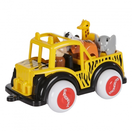VIKING TOYS Zoo Jeep