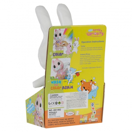 Juniors Washable Colouring Rabbit