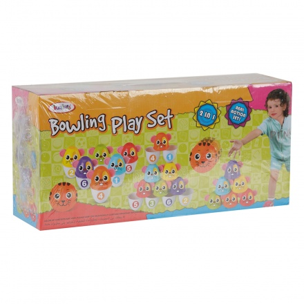 Juniors Cup Bowling Play Set