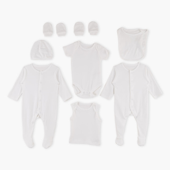 Juniors 8-Piece Clothing Set
