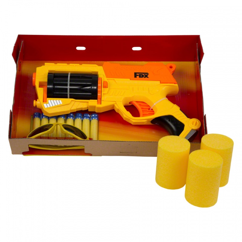Juniors Multi Foam Shooter