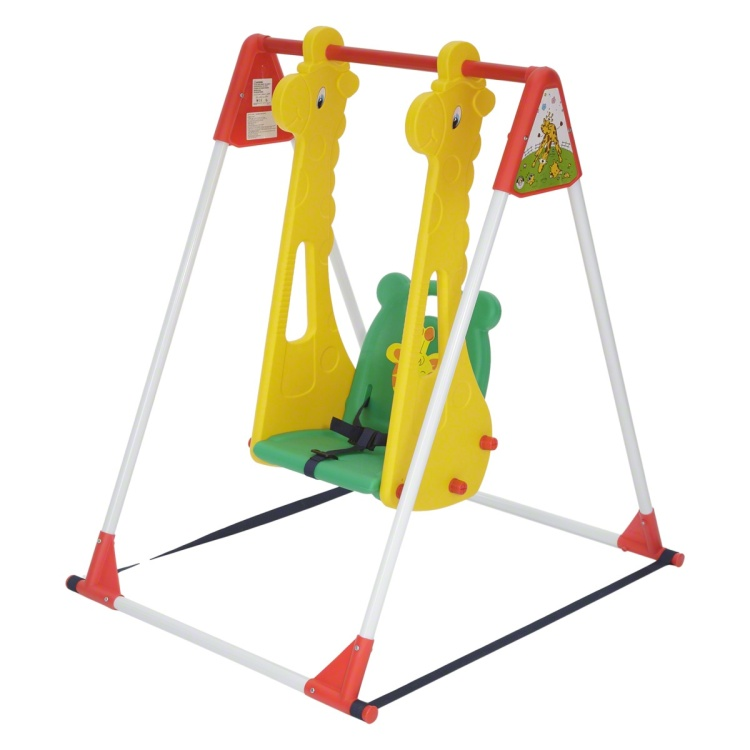 Giggles Swing with Safety Belt and Stand
