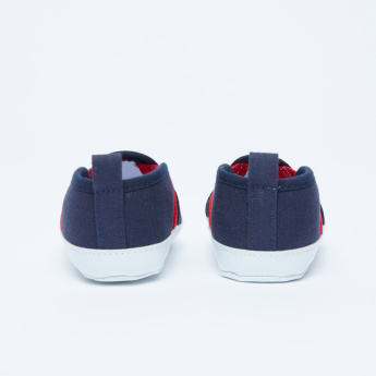 Juniors Slip-On Booties with Gussets
