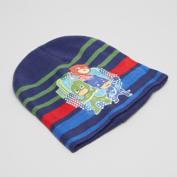 PJ Masks Striped Beanie Cap