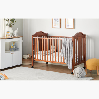 Juniors Arthur Wooden Baby Crib
