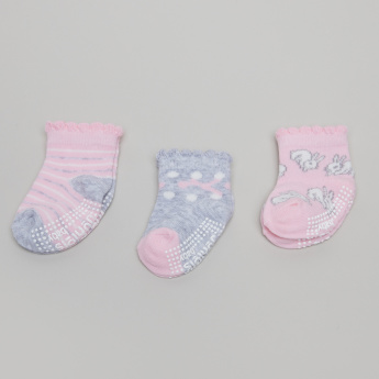 Juniors Assorted Socks - Set of 3