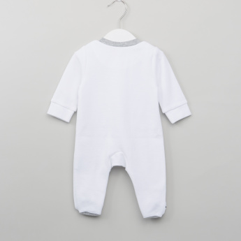 Giggles Long Sleeves Closed Feet Sleepsuit