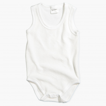 Juniors Sleeveless Bodysuit