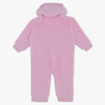 Juniors Long Sleeves Sleepsuit with Hood