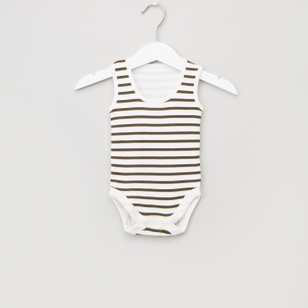 Juniors Printed Bodysuit - Set of 5