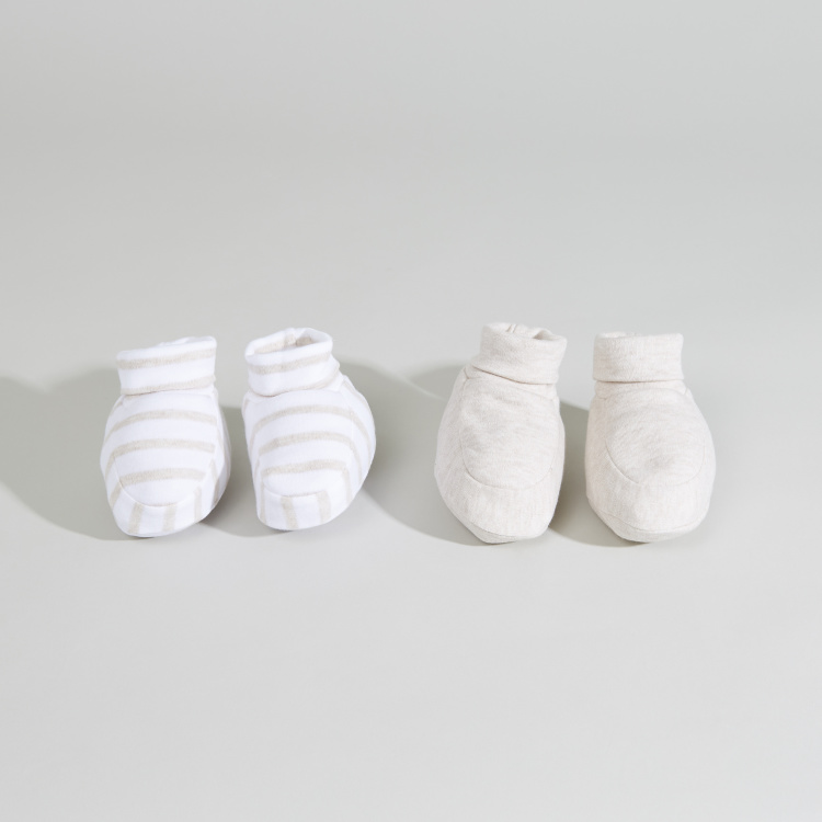 Juniors Booties - Set of 2