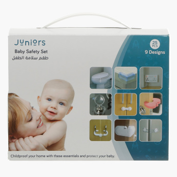 Juniors 25-Piece Baby Home Safety Set
