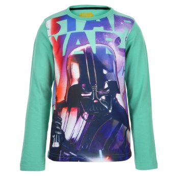 Star Wars Printed Crew Neck T-shirt