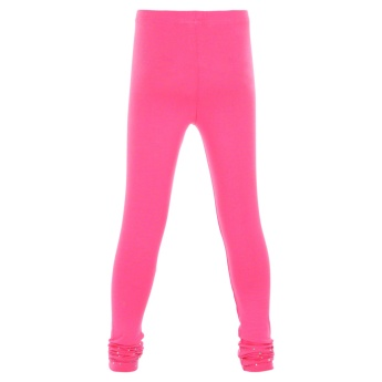 Barbie Leggings with Embellished Hems