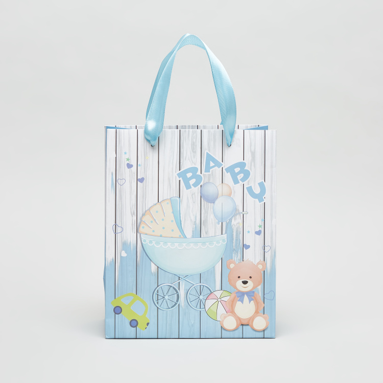 Juniors Printed Gift Carry Bag