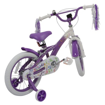 Juniors Girl's Bike - 41 cms