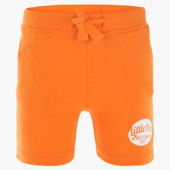 Juniors Solid Colour Shorts - Set of 2