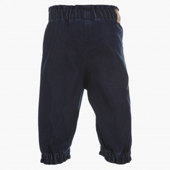 Juniors Solid Colour Denim Pants