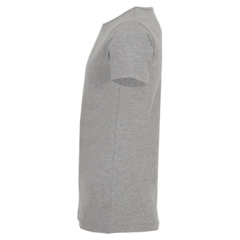 Posh Solid Colour T Shirt Grey T Shirt