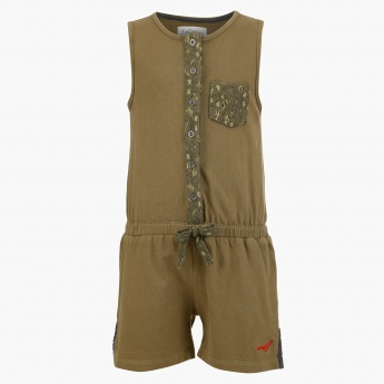 Lee Cooper Playsuit