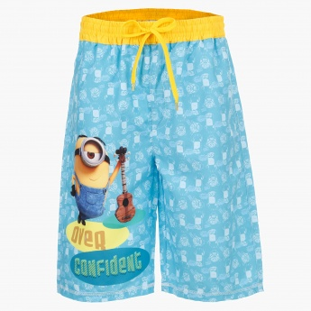 Despicable Me Swim Shorts