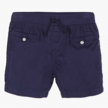 Giggles Shorts with Drawstring