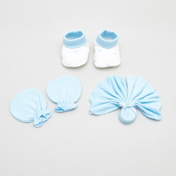 Juniors 6-Piece Baby Gift Set